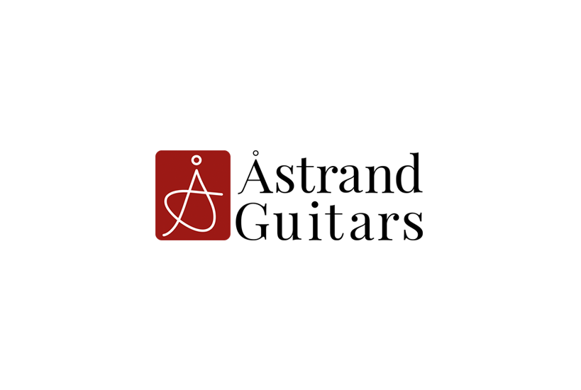 Design for Åstrand Guitars